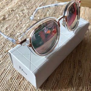 SALE‼️Dior Origins 2 Mirror Sunglasses